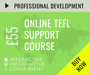 Tefl-support-course-banner